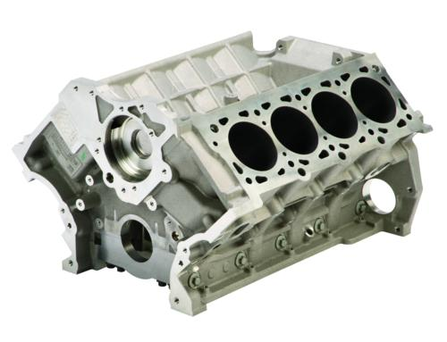 5.8L MUSTANG SHELBY GT500 ALUMINUM ENGINE BLOCK AND HEAD CHANGING KIT - Ford Performance