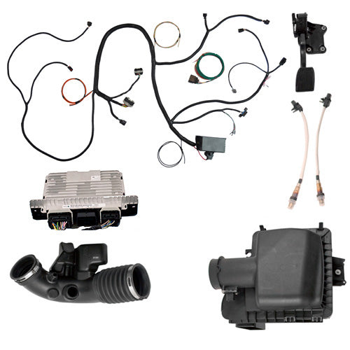 CONTROL PACK - 2011-2014 COYOTE 5.0L 4V MANUAL TRANS WITH SPEED DIAL - Ford Performance