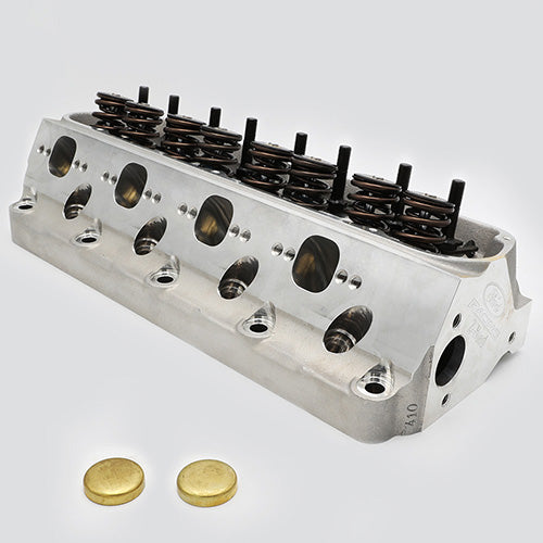 "302/351W ""Z"" ALUMINUM CNC PORTED, ASSEMBLED CYLINDER HEAD - Ford Performance"