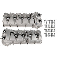 5.0L/5.2L ALUMINUM CAM COVER-PAIR - Ford Performance