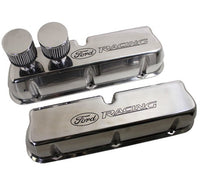 289/302/351W CIRCLE TRACK VALVE COVERS - Ford Performance