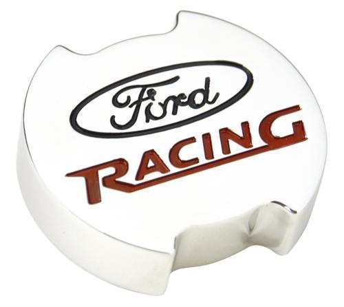 CHROMED ALUMINUM OIL FILL CAP COVER FOR 4.6L/5.4L/6.8L - Ford Performance