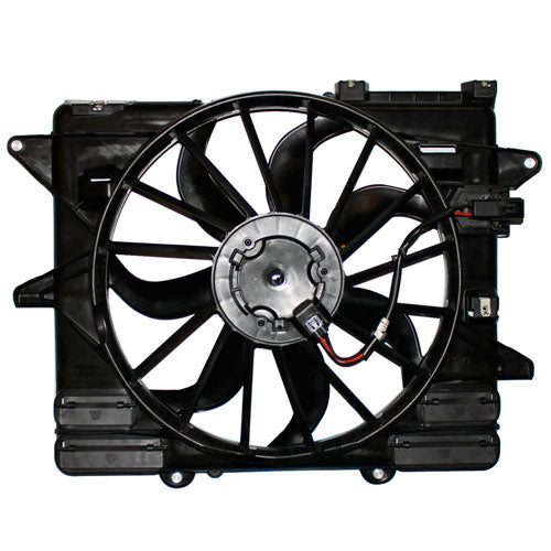 2005-2014 MUSTANG PERFORMANCE COOLING FAN - Ford Performance