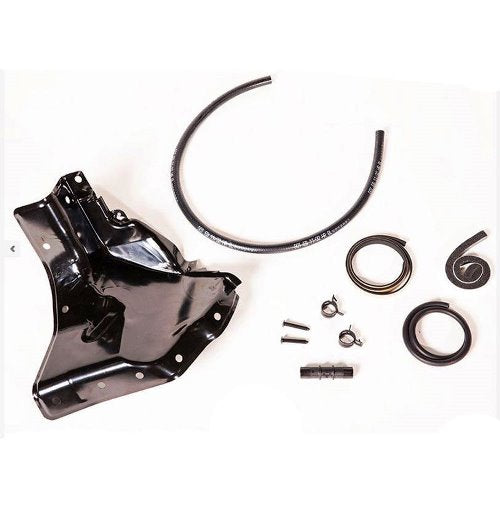2015-2017 MUSTANG GT RIGHT HAND DRIVE SUPERCHARGER CLOSE OUT PANEL KIT - Ford Performance