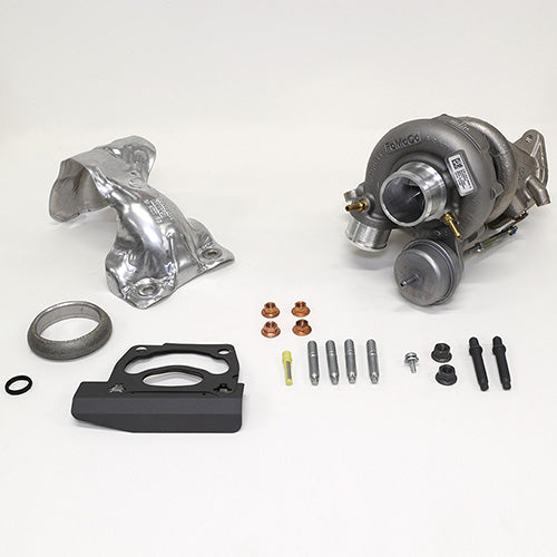 2.3L ECOBOOST MUSTANG HIGH PERFORMANCE TURBOCHARGER - Ford Performance