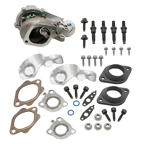 2013-2016 F-150 3.5L TWIN TURBO UPGRADE KIT - Ford Performance