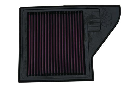 2010-2014 MUSTANG GT & 2011-2014 V6 HIGH-FLOW K&N / FORD PERFORMANCE AIR FILTER - Ford Performance
