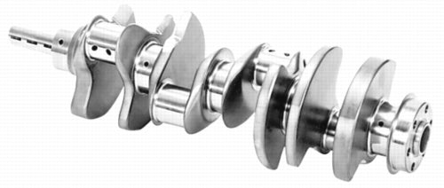 "HIGH STRENGTH FORGED STEEL 3.40"" STROKER CRANKSHAFT - Ford Performance"