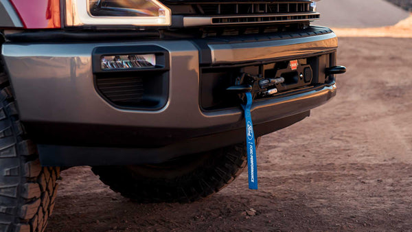 SUPER DUTY TREMOR WINCH KIT - FORD PERFORMANCE BY WARN®