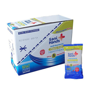 Hand Sani Wipes