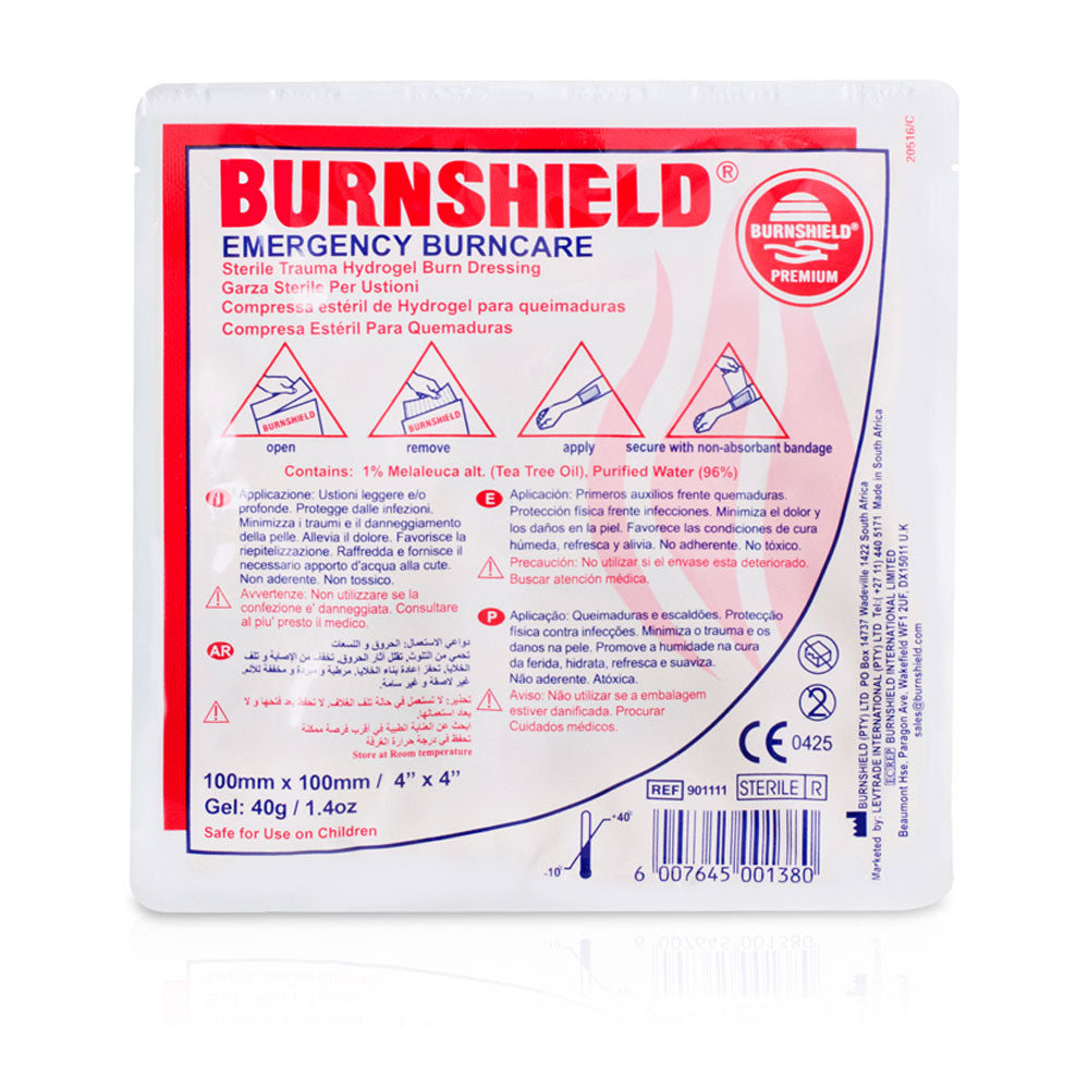Burnshield Dressing