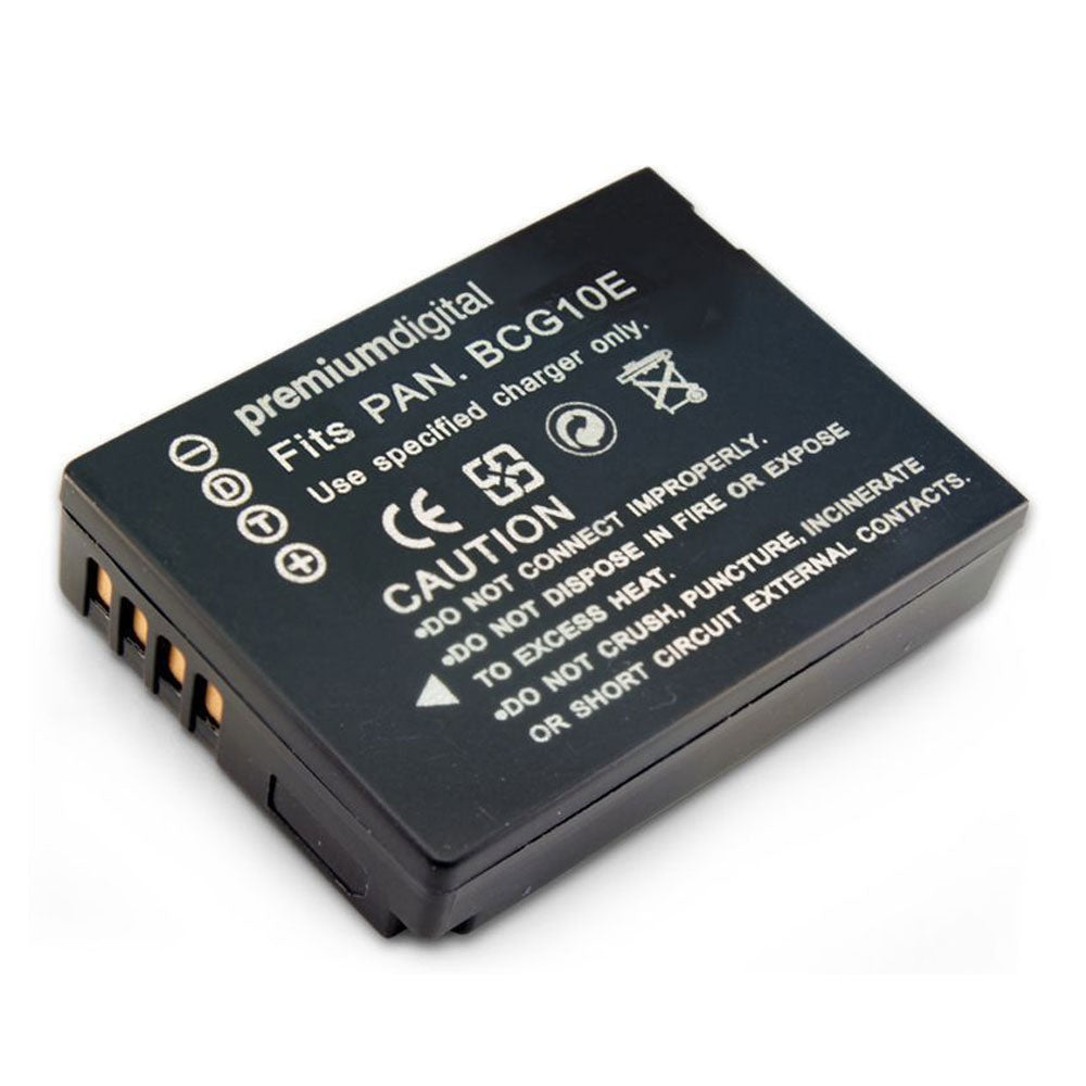 Replacement Battery for LUMIX DMC-FT5