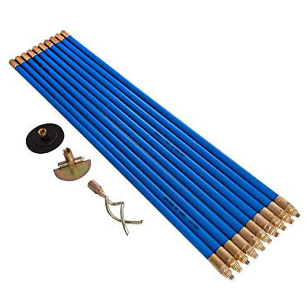 Lockfast Drain Rods - set