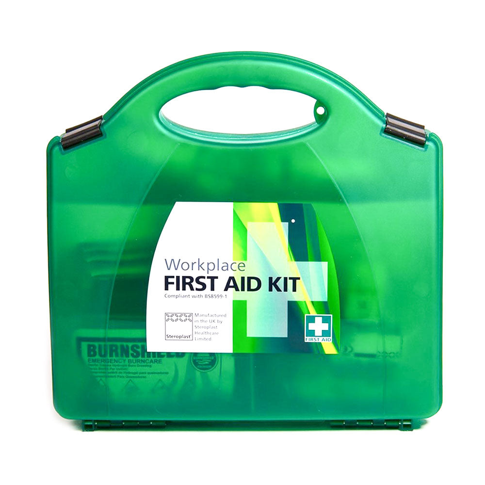 10 person Workplace First Aid Kit