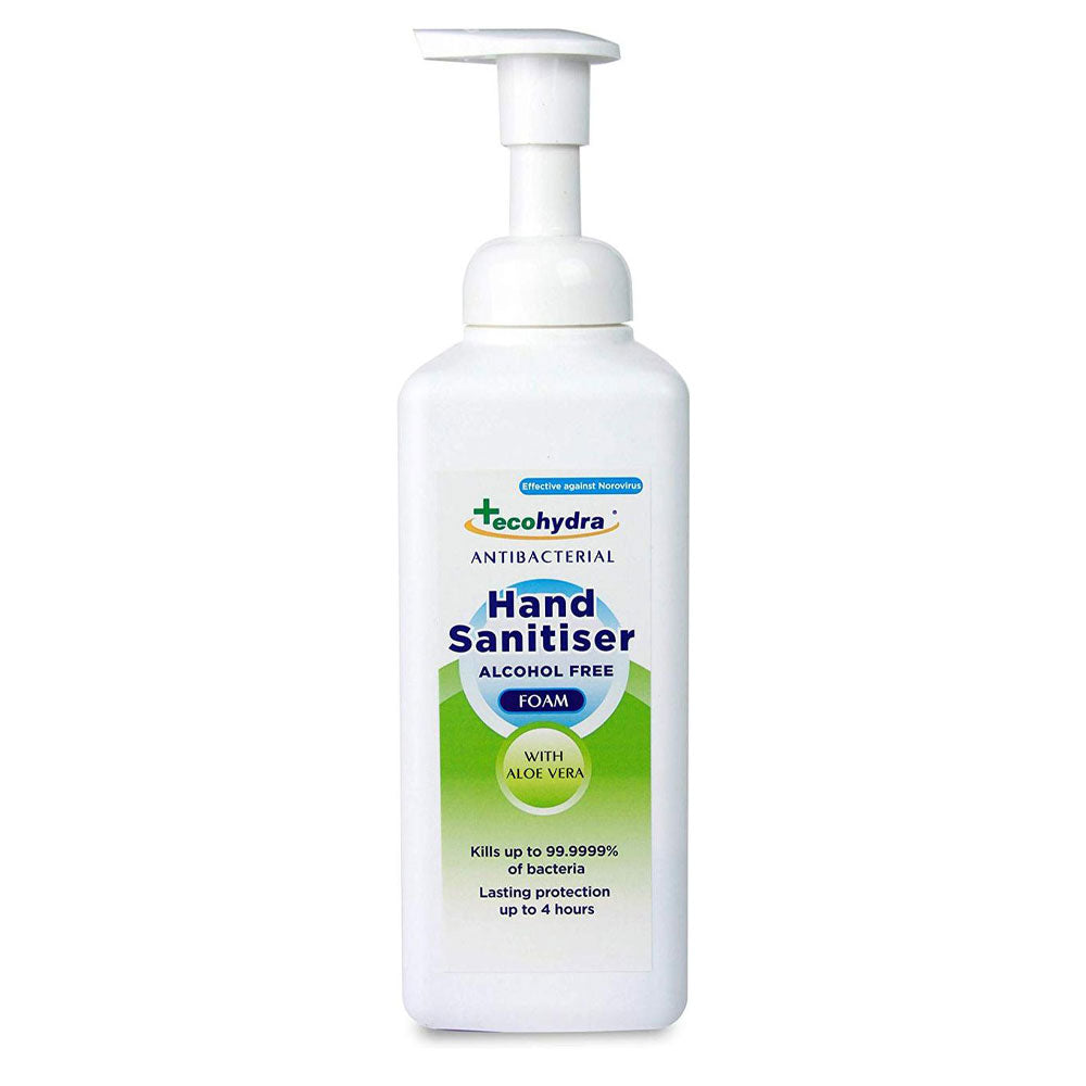 Alcohol free anti-bac Foam Hand Sanitiser