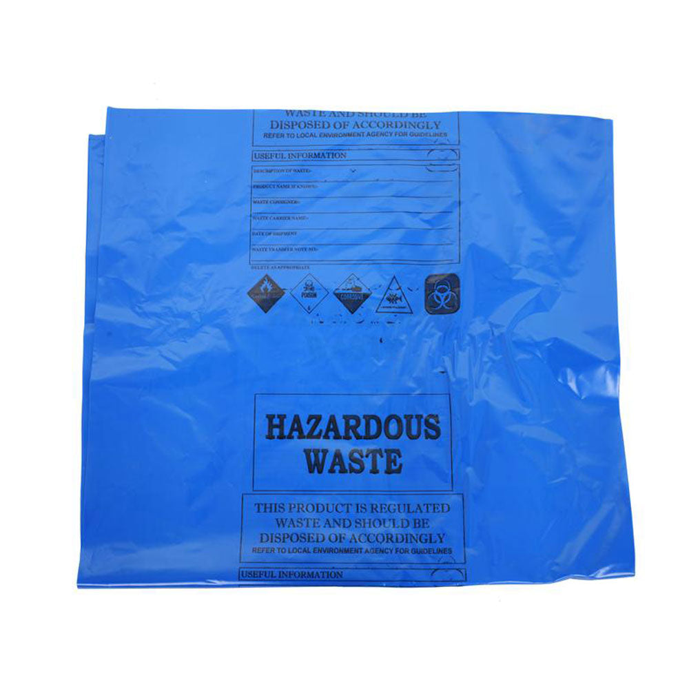 Contaminated Waste Bags - pack of 100