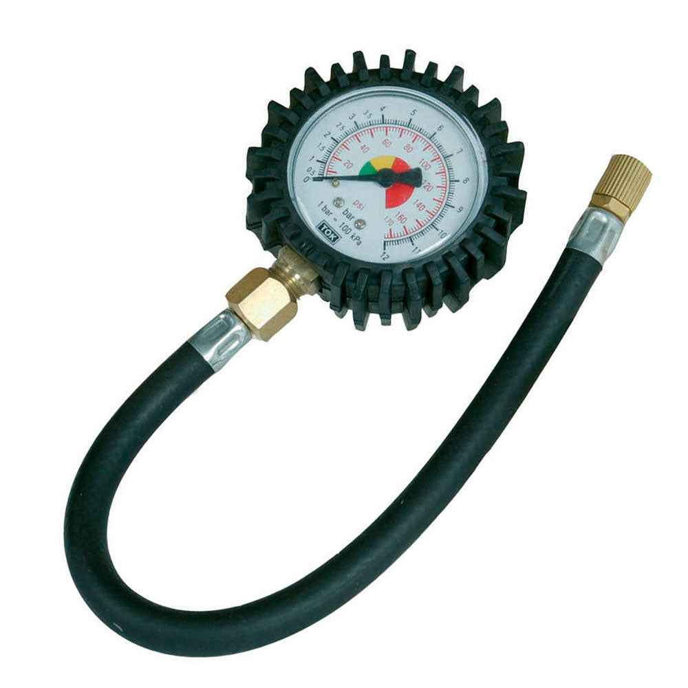 Heavy Duty Tyre Pressure Gauge