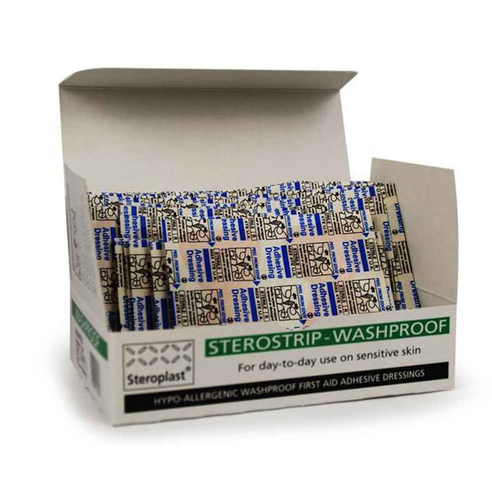Waterproof Plasters - box 100