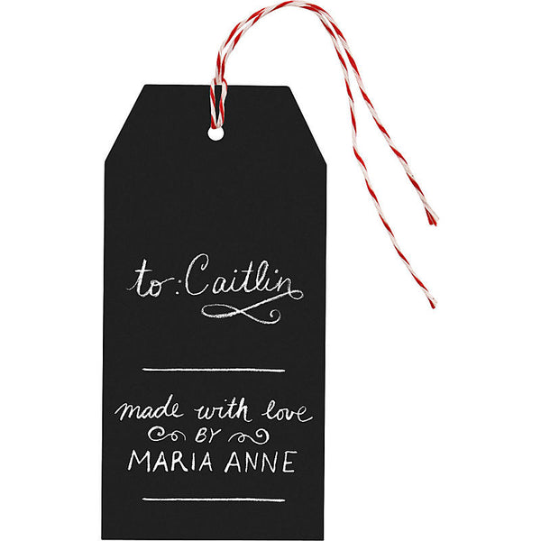 Chalkboard Gift Tags (Pack of 10)