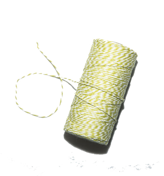Baker's Twine (Lime Green)