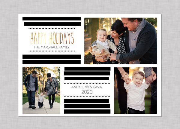 Premium Holiday Photo Cards
