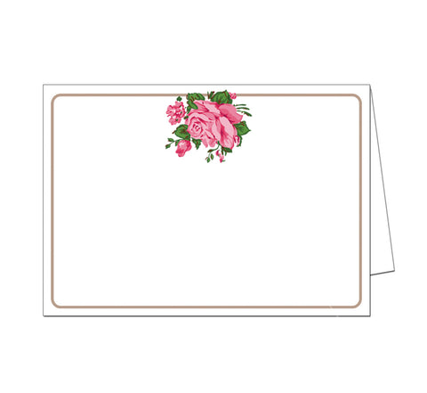 Victorian Floral Place Cards (Pack of 20)