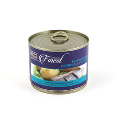 Fish4Dogs Herring Complete Wet Dog Food