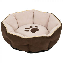 PetMate Aspen Sculptured Round Bed