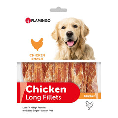 Flamingo Chicken Breast Fillet Dog Treats