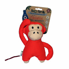 Beco Pets Cuddly Monkey Soft Toy