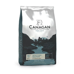 Canagan Scottish Salmon for Cats Dry Food