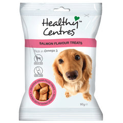 Healthy Centres Salmon Flavour Dog Treats