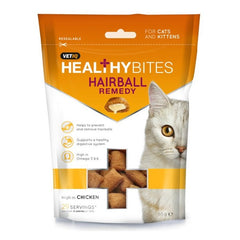 Healthy Bites Hairball Remedy Cats & Kittens
