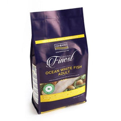 Fish4Dogs Ocean White Fish Adult Small Kibble