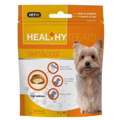 VetIQ Healthy Treats Skin & Coat for Dogs & Puppies