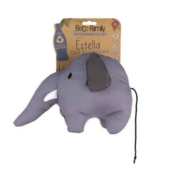 Beco Pets Cuddly Elephant Soft Toy