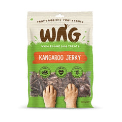 Wag Kangaroo Jerky Dog Treats
