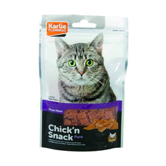 Flamingo Chicke'n Snack Cat Treat 85g
