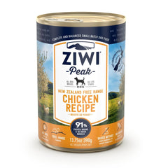 ZIWI Peak Wet Free-Range Chicken Recipe