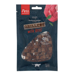 Pets Unlimited Grillers with Beef Cat Treats