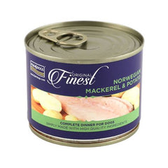 Fish4Dogs Mackerel Complete Wet Dog Food