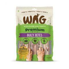 Wag Premium Cuts Bully Bites Dog Treats