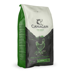 Canagan Free Range Chicken Dry Dog Food