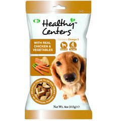 Healthy Centres Chicken & Vegetable Dog Treats