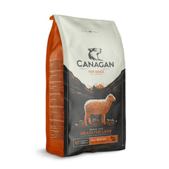 Canagan Grass-Fed Lamb Dry Dog Food