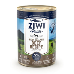 ZIWI Peak Wet Beef Recipe for Dogs