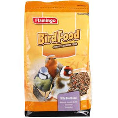 Flamingo Winter Bird Food