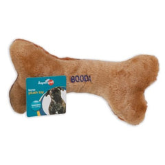 Aspenpet Plush Bone Dog Toy