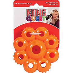 Kong Dog Toy Quest Star Pods