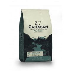 Canagan Scottish Salmon Dry Dog Food